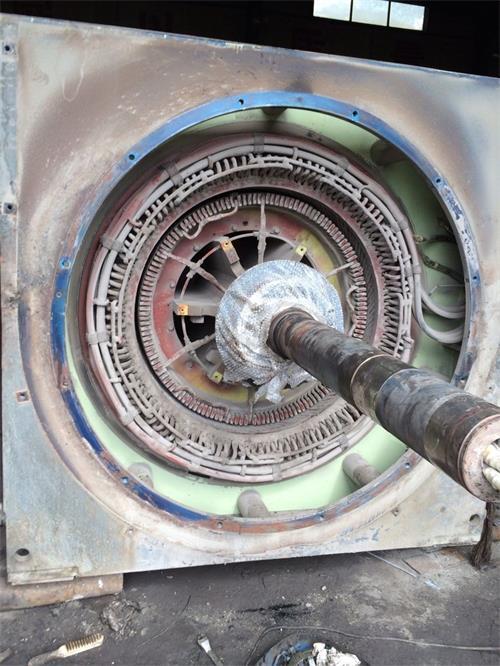 3550kw电机维修