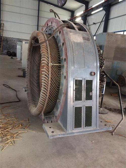 2500KW大型电机维修